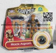 GORMITI GEOLAB CON UNA MAGICA PIETRA ELEMENTARE  YOUNG AGROM , NCR 02205