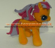 PELUCHE MY LITTLE PONY SCOOTALOO  PELUCHE MIO MINI PONI CM 32 CIRCA HASBRO