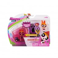 Powerpuff Girls 6028581 - Veicolo Aura Power, Lolly e Rattomane