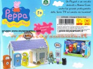 Peppa Pig Il Garage di Nonno Cane Giochi Preziosi cod 03365