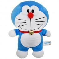 Doraemon Gigante - 25 cm con bocca CHIUSA - Pupazzo originale peluche
