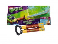NUOVO MODELLO Teenage Mutant Ninja Turtles Sewer-Spewer Nunchucks SPARA ACQUA