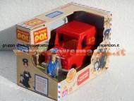 Postman Pat's van - Pats Royal Mail Van , veicolo del postino Pat (personaggio incluso ) 03543