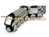 Mattel Trenino Thomas Fisher Price Y4074 - Veicolo Spencer Large