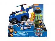 Paw Patrol Veicoli Flip and Fly con Personaggio Chase di Spin Master 6037883