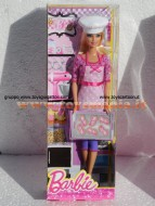 Barbie pasticcera ,   Barbie career dolls  di Mattel MBFP99