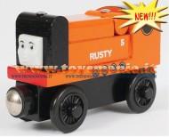 !!!! Trenino Rusty 2012 !!! Trenino Thomas personaggio RUSTY LC 99061 Rusty giocattoli , toys , BRINQUEDOS ,JUGUETES , JOUETS , giocattolo