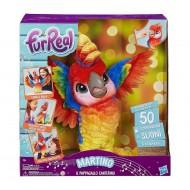 FurReal - Martino, il Pappagallo Canterino di Hasbro E03881030
