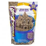 Kinetic Sand - Sabbia Kinetica BEACH SAND  Confezione Effetto Sabbia Bagnasciuga IN VERSIONE LIMITED EDITION KG 1,36