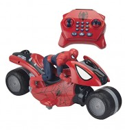 Spiderman, Moto con Radiocomando ad Infrarossi di Giochi Preziosi GPZ20608