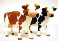 siku animali per ambienti scala 1/32 mucche cod 2490