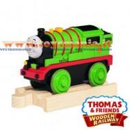 !!! trenino Percy !!! Trenino Thomas: PERCY a pila toys , BRINQUEDOS ,JUGUETES , JOUETS , giocattolo Y4423