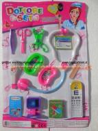 giocattolo blister del dottore