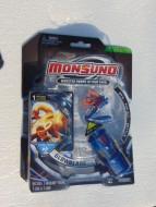 !!!! Monsuno !!! Novita' Monsuno offerta MODELLO 3 SERIE PERSONAGGIO glowblade  toys , BRINQUEDOS ,JUGUETES , JOUETS , giocattolo COD 14534