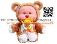 yogurtinis forest fruit gpz 01507 di Gioch Preziosi - bambola in peluche orsetto profumata Tony Honey