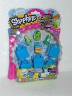 SHOPKINS BLISTER 5 SHOPKINS 11 SERIE 56003