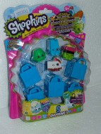 SHOPKINS BLISTER 5 SHOPKINS 10 SERIE 56003