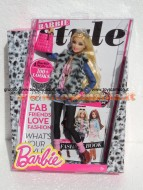 BARBIE FASHION STYLE   mode deluxe  di Mattel COD.BLR55