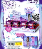VIOLETTA MINI DIARIO MAKE-UP giochi preziosi cod NCR02258