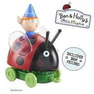 Ben & Holly's Little Kingdom GASTON Push-Along 18564
