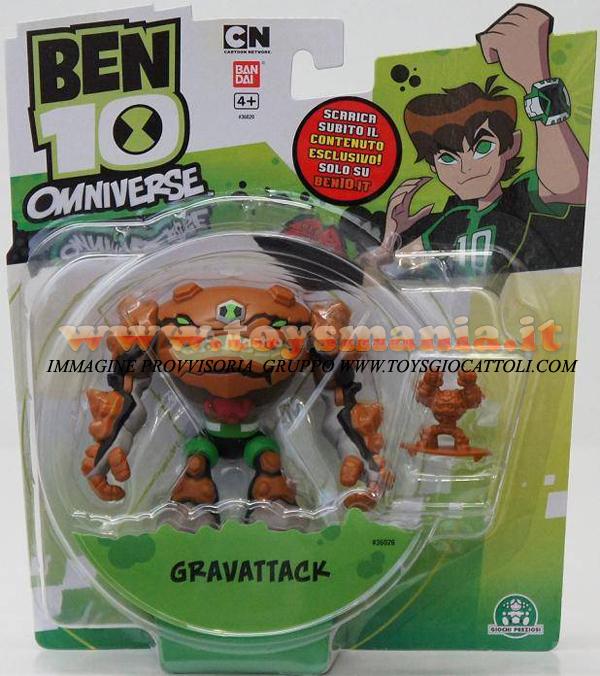 Ben Ten Omniverse Toys Ben Ten Omniverse Ben 10