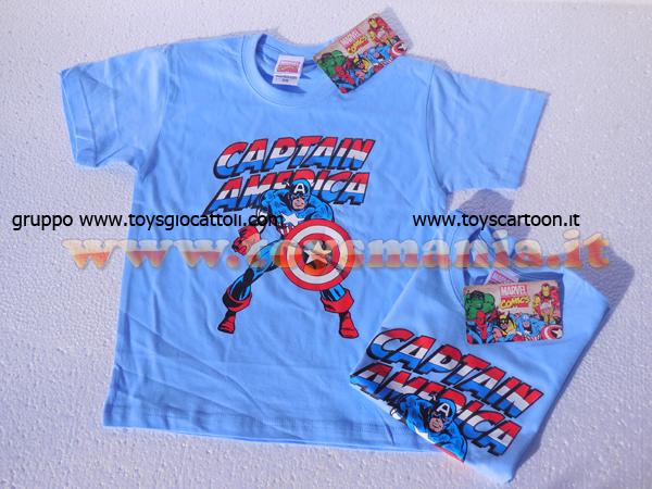 Maglia Maglietta HULK Marvel Novità 2015 Maglia TShirt Avengers SUPER EROI 2015
