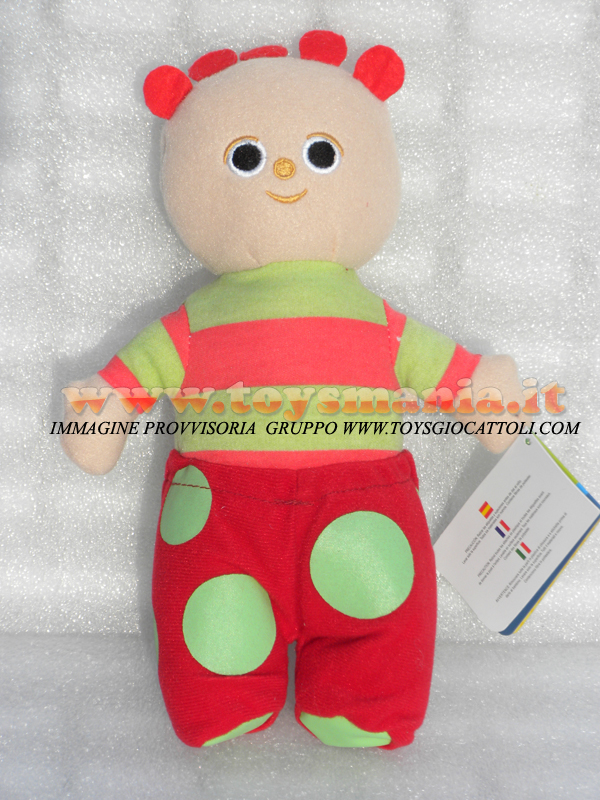 La foresta dei sogni in the night garden peluche circa