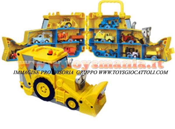 Bob the builder bulk x 4 Lofty, Scrambler snowy rescue, Wendy, Bob's birthday