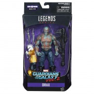 Marvel Legends, Guardiani della Galassia Vol. 2 - Figura Drax 15cm C0618-C0079