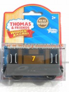 !!!! Trenino Thomas !!! Trenino Thomas and Friends personaggio Toby the tram engine in legno cod Y4081