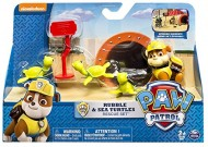 PAW PATROL RUBBLE & SEA TURTLES RESCUE SET SPINMASTER