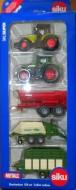 Siku set trattori in metallo Siku Super + rimonrchio