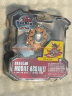 !!!!! NOVITA'  !!!!!BAKUGAN MACCHINE DA  ASSALTO MOBILE ASSAULT BAKUGAN DELUXE BATTLE GEAR MODELLO  HURRIX  COD 12518