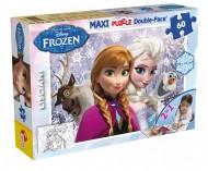 Puzzle Df Supermaxi 60 Frozen di Lisciani 46881