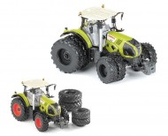 Claas Axion 870 gemellato asportabile ROS MODELLINO SCALA 1/32 LIMITED EDITION