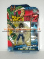 DRAGON BALL PERSONAGGIO VEGETA ARMATURA SAIYAN COD 1645/46
