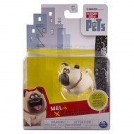 The Secret Life Of Pets PERSONAGGIO MEL IN BLISTER PERSONAGGIO CON TESTA SNODATA