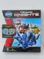 Spin Master Tenkai knights personaggi vilius- senjo- tributon- Battle Pack 6020290