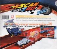 Giochi Preziosi novita' spot nuova Scan 2 go mini modello pista con salto jump stunt track cod 12160