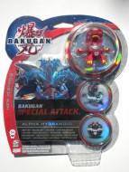 Nuovi modelli Bakugan Special Attack personaggio Alpha Hidranoid rosso ultima serie  ccp11915