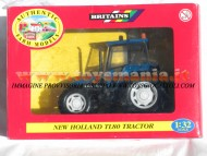 Britains modellini New Holland TL 80 scala 1 /32 ultimo pezzo fuori produzione