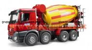 Bruder 03654 Mercedes  MB Arocs camion betoniera   [ cod 03654 ]