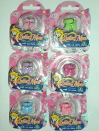 SAILOR MOON OFFERTA  6 ANELLINI , NEW  SAILOR MOON'S  LITTLE RINGS  TOYS