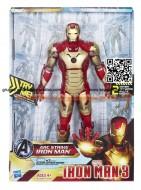 SUPEREROI Marvel The Avengers IRON MAN 3 CON MODALITA DA COMBATTIMENTO  Hasbro