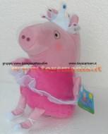 PELUCHE PEPPA PIG BALLERINA  CM 33 CIRCA