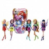 Winx Fairy School  con bracciale per bambina di Giochi Preziosi CCP91400, SET  SERIE COMPLETA FORMATA DA 6 PZ.