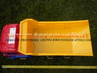NIAGARA CAVALLINO CAMION GIGANTE DELLA SABBIA LUNGO CIRCA 85 CM
