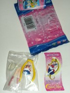 NUOVA SERIE !!!!!!SAILOR MOON !!!!!!PERSONAGGIO MICRO DOLL E 5 AMICHE SAILOR DA 8 CM   SAILOR