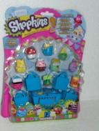 Giochi Preziosi - Shopkins, Confezione con 12 personaggi serie 7 56005