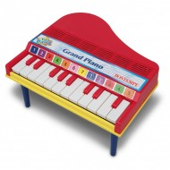 Bontempi PG 1210.2 - Pianoforte da Tavolo A 12 Tasti come quello di una volta